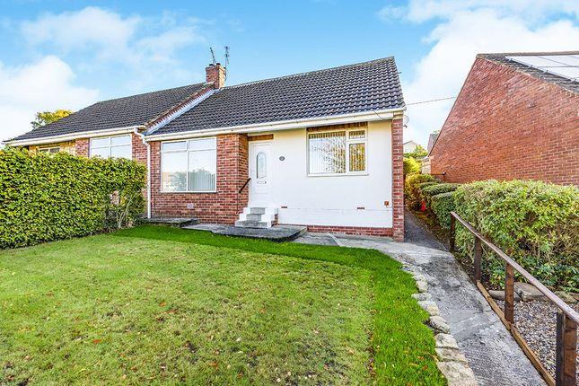 Thumbnail Bungalow to rent in Pleasant View, Bridgehill, Consett