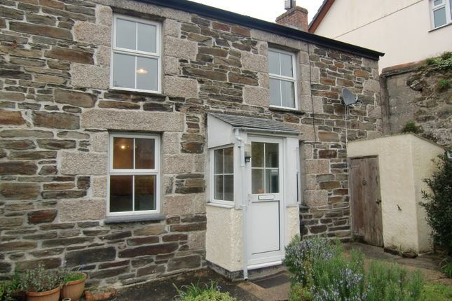 2 bed semi-detached house to rent in Church Street, Helston