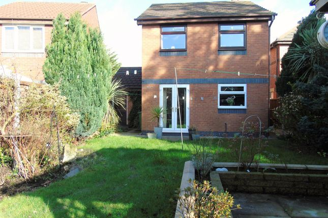 Rear Garden of Sunloch Close, Aintree, Liverpool L9