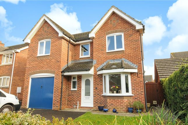 Thumbnail Detached house for sale in Preetz Way, Blandford Forum