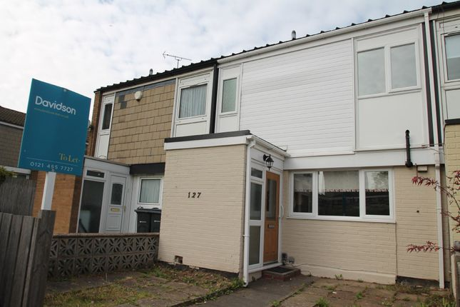 Thumbnail Town house to rent in Rodney Close, Ladywood, Birmingham