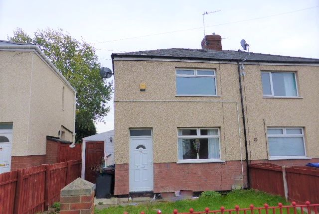 Thumbnail Semi-detached house to rent in Chaucer Road, Mexborough