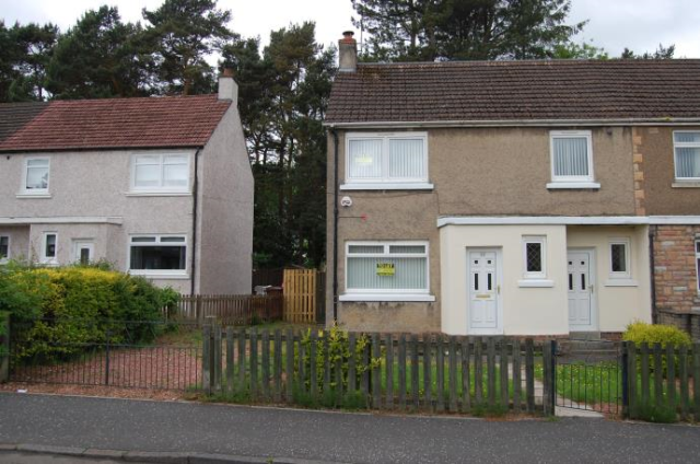 Thumbnail Semi-detached house to rent in Greenfield Street, Wishaw