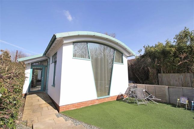Thumbnail Detached bungalow for sale in Chewton Common Road, Highcliffe, Christchurch