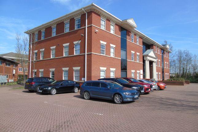 Office to let in First Floor, Millennium Court, Centrum 100, Burton On, Burton On Trent