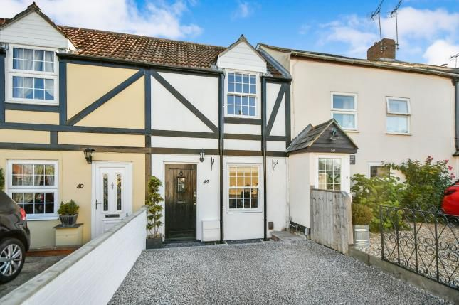 Thumbnail Terraced house for sale in Church Street, Royal Wootton Bassett, Swindon, Wiltshire
