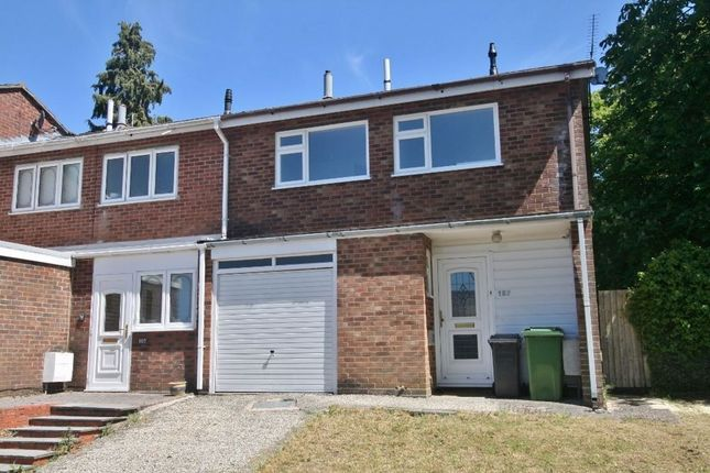 Thumbnail Terraced house to rent in Frescade Crescent, Basingstoke