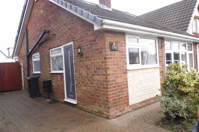 Thumbnail Semi-detached house to rent in Louise Gardens, Westhoughton, Bolton