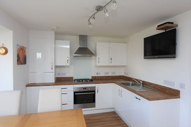 Kitchen of 4 Dunrobin Grove, Ness Castle, Inverness IV2