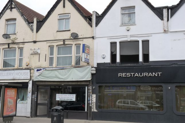 Thumbnail Restaurant/cafe to let in Western International Market, Hayes Road, Southall