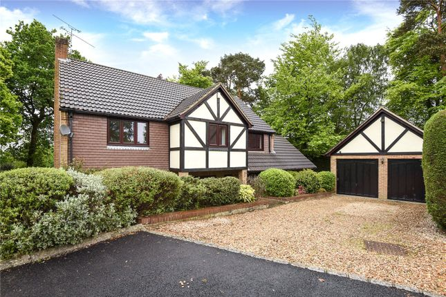 5 bed detached house to rent in Whittle Close, Sandhurst, Berkshire GU47