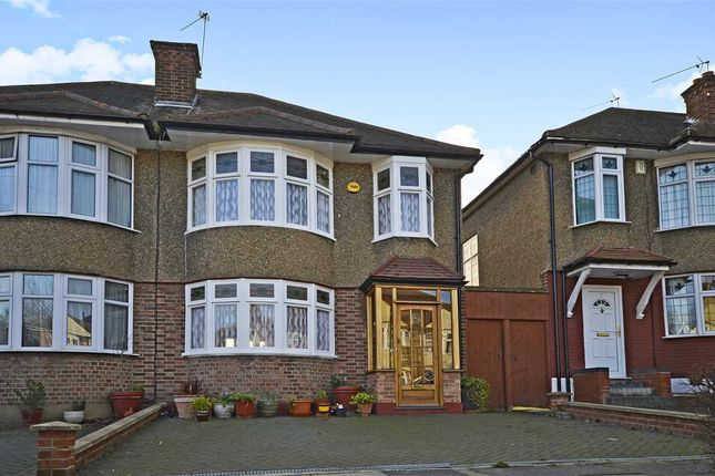 Thumbnail Semi-detached house for sale in Pymmes Green Road, New Southgate