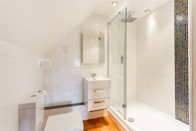 Shower Room of Marks Hall Lane, White Roding, Dunmow, Essex CM6