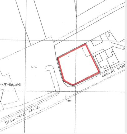 Thumbnail Land for sale in Lorne Street, Easington Lane, Houghton Le Spring