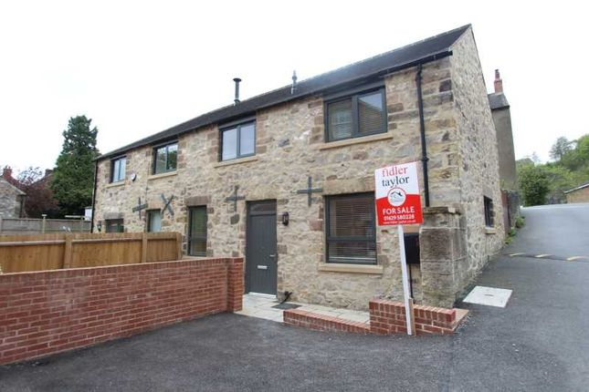 Thumbnail Semi-detached house for sale in Baileycroft Mews, Cemetery Lane, Wirksworth