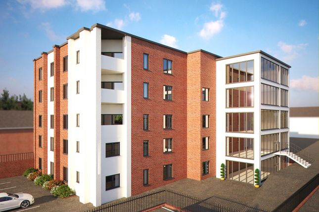 Thumbnail Flat for sale in High Street, Newmarket
