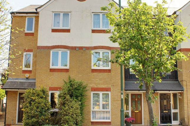 Thumbnail Terraced house for sale in Metford Crescent, Enfield