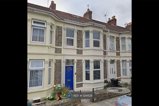 Thumbnail Terraced house to rent in Roseberry Road, Bristol
