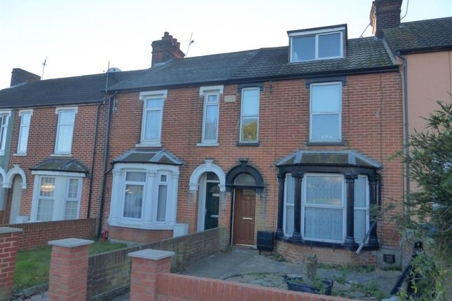 4 bed terraced house for sale in Main Road, Dovercourt, Harwich