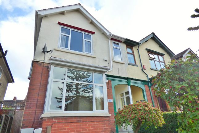 Thumbnail Semi-detached house to rent in Princes Road, Hartshill, Stoke-On-Trent