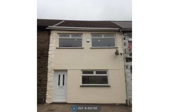 Thumbnail Terraced house to rent in Gelli Road, Ton Pentre