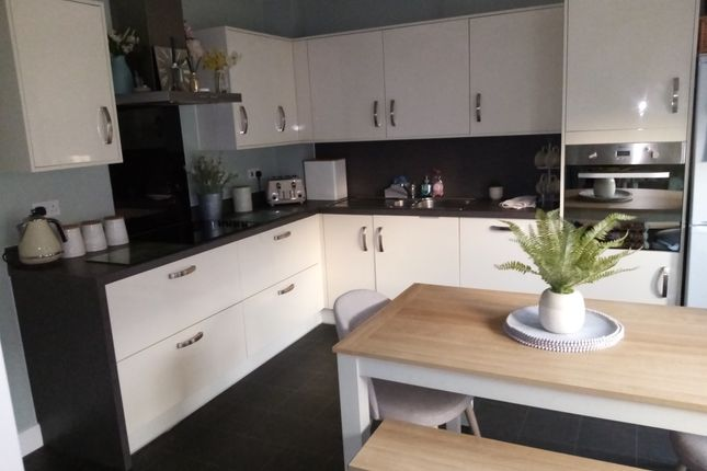 Thumbnail Semi-detached house for sale in Messham Close, Broughton