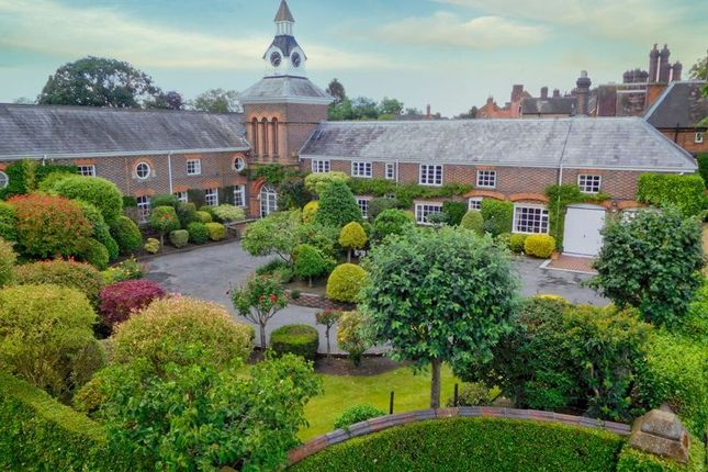 Thumbnail Country house for sale in The Clockhouse, Main Road, Betley