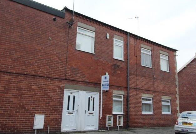 Thumbnail Flat for sale in William Street, Blyth