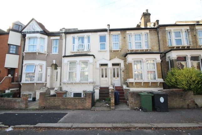 Thumbnail Terraced house to rent in Folkestone Road, Walthamstow, London