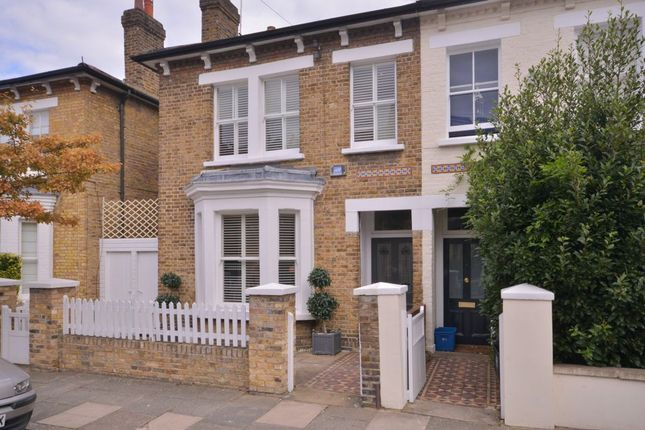 Thumbnail Semi-detached house for sale in Cambridge Road, Barnes