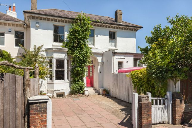 Thumbnail Link-detached house for sale in Russell Crescent, Seven Dials, Brighton
