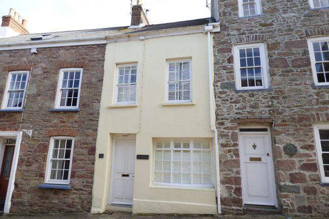 2 bed terraced house for sale in 12A Little Street, Alderney