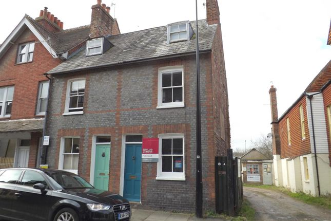 2 bed terraced house for sale in Malling Street, Lewes