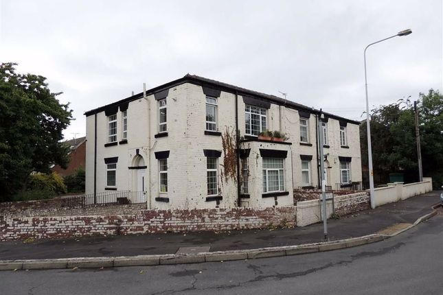 Thumbnail Studio for sale in Audenshaw Road, Audenshaw, Manchester