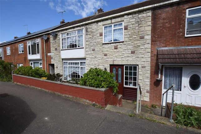 Thumbnail Terraced house for sale in Takely Ride, Basildon, Essex