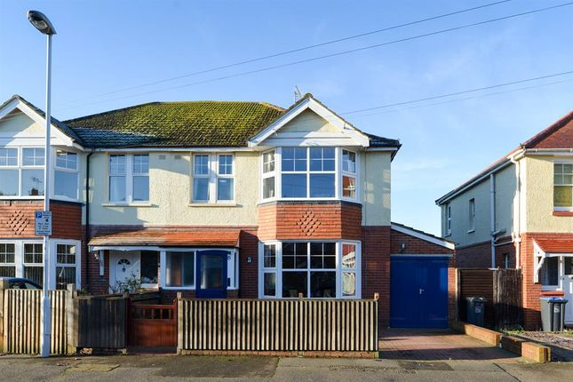 4 bed semi-detached house for sale in Gannon Road, Worthing