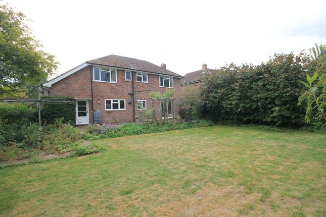 Thumbnail Detached house for sale in Speen Lane, Newbury