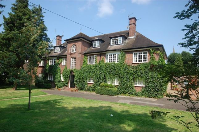 Thumbnail Flat to rent in Castle Way, Feltham