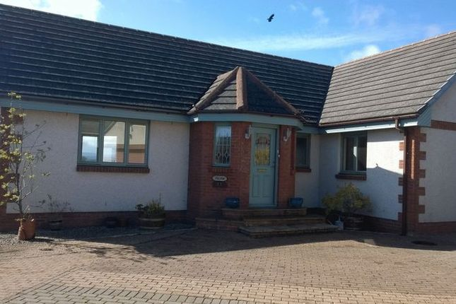 Thumbnail Detached bungalow for sale in Greenside Avenue, Rosemarke, Fortrose, Ross-Shire, Black Isle, Highlands