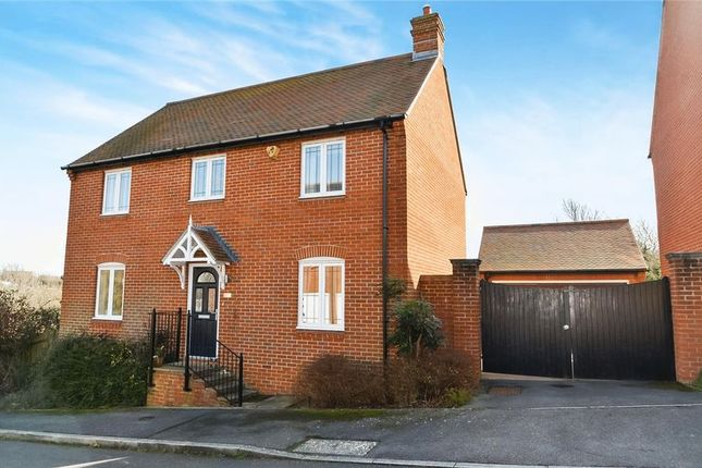 Thumbnail Detached house for sale in Thornlow Close, Weymouth