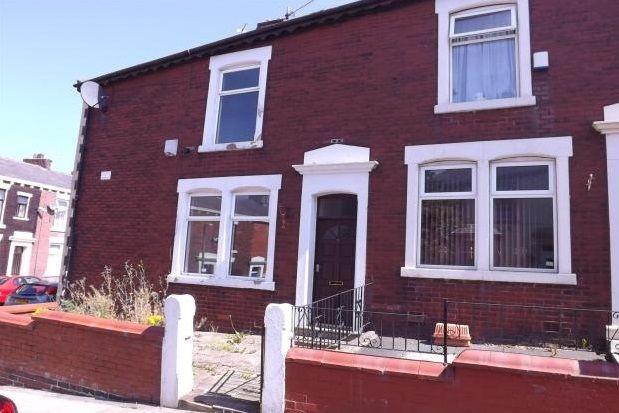 Thumbnail Terraced house to rent in Meta Street, Blackburn