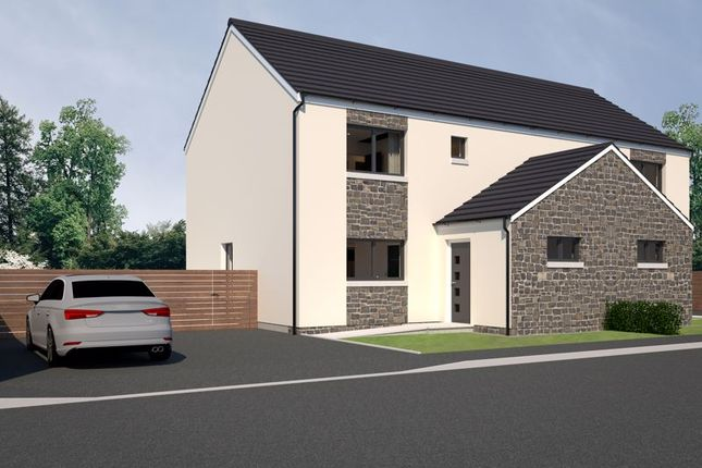 Thumbnail Semi-detached house for sale in Dighty Estates, Longhaugh Development, Dundee