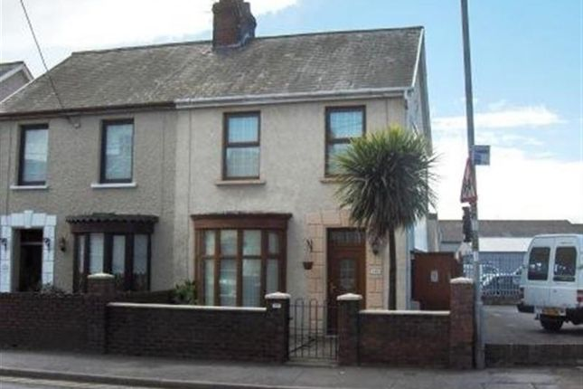 Thumbnail Property to rent in Sandy Road, Llanelli