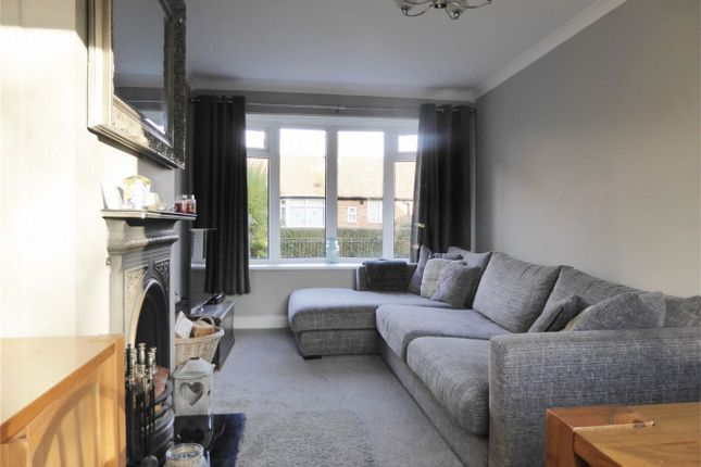 Thumbnail Town house for sale in Carrick Gardens, Hamilton Drive, York