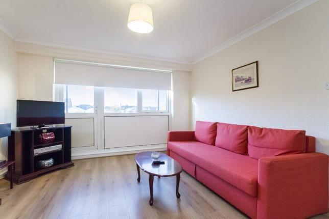 Living Room of Springbank Road, Paisley, Renfrewshire PA3