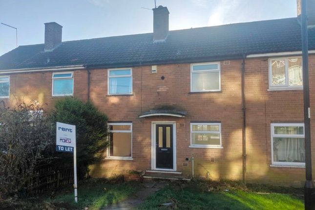 Thumbnail Terraced house to rent in Becket Walk, Sheffield