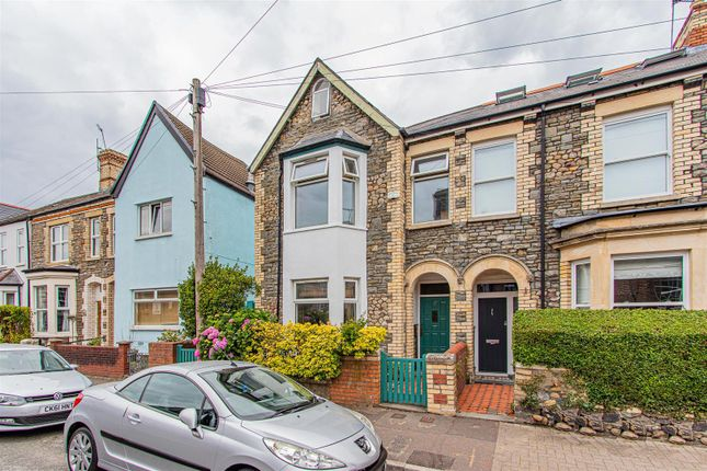 Thumbnail Property to rent in Wyndham Crescent, Pontcanna, Cardiff