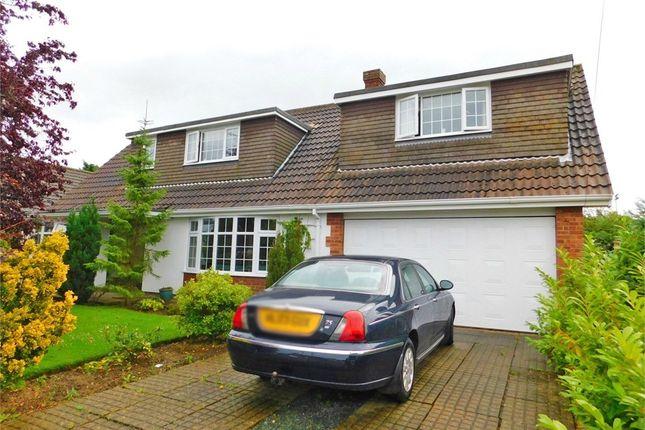 Thumbnail Detached bungalow for sale in Pelham Avenue, Grimsby, Lincolnshire