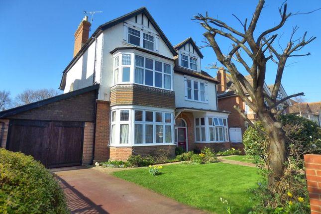 Thumbnail Detached house for sale in Julian Road, Folkestone