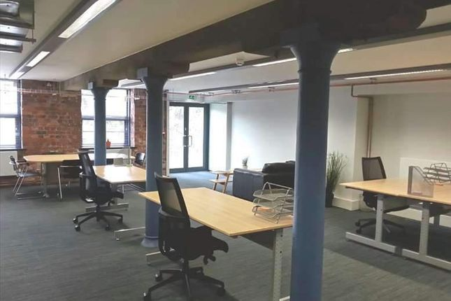 Serviced office to let in Maling Exchange, Newcastle